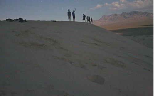 Quel camping à la dune du pilat ?