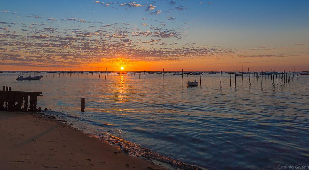 Envie de vacances rafraîchissantes ? Choisissez un de ces campings avec parc aquatique sur le Bassin d'Arcachon
